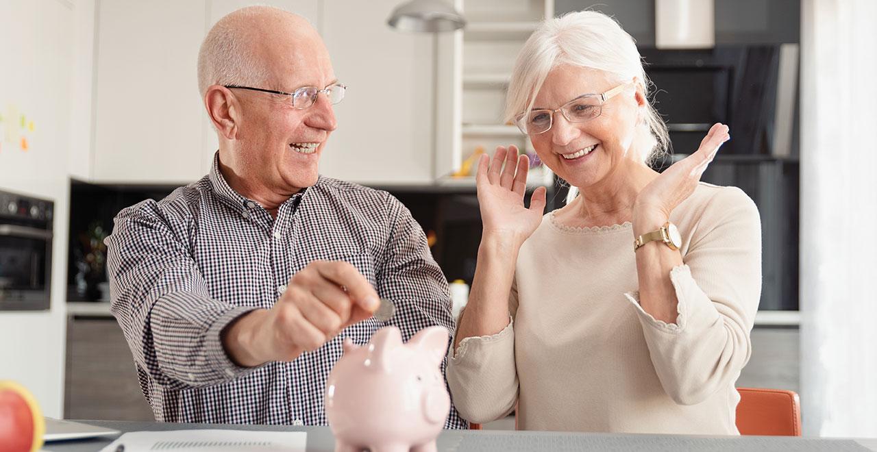 Pokojninsko varčevanje